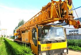 培训设备25吨吊车