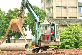 培训设备神钢挖掘机60