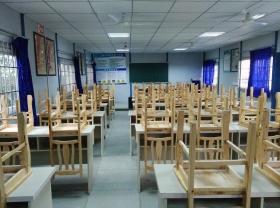 学校环境一角