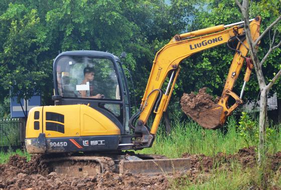 泸州挖机培训