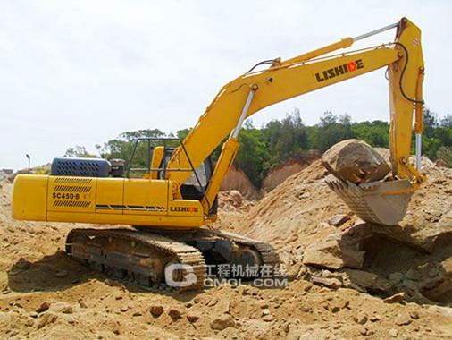 学习开挖掘机